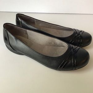 Life Stride simply comfort flats, Black size 8.5